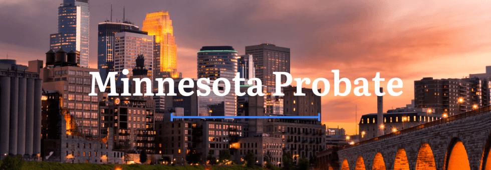 Minnesota Probate Laws