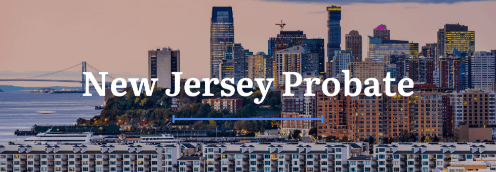 New Jersey Probate Laws