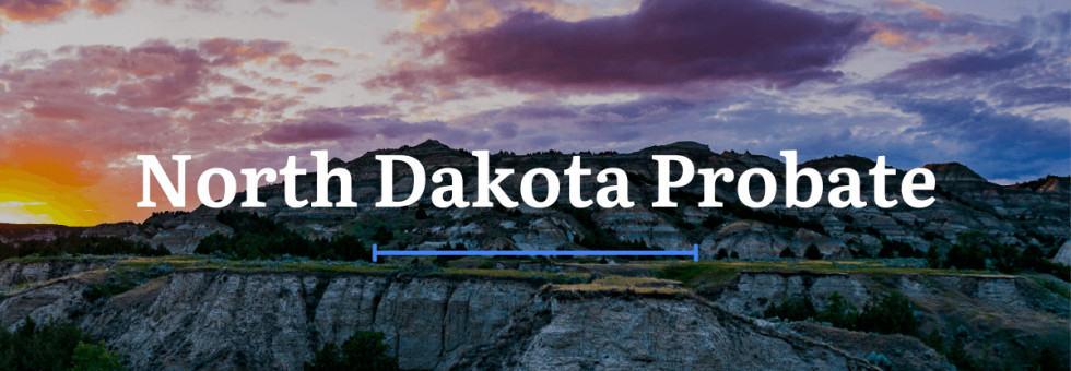 North Dakota Probate Laws