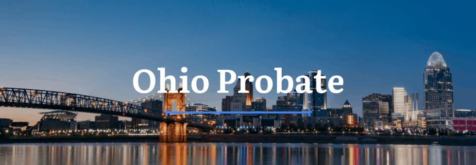 Ohio Probate Laws