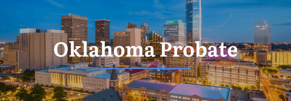 Oklahoma Probate