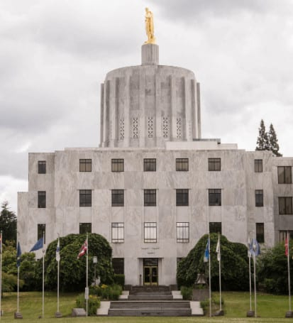 Oregon Probate