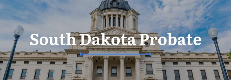 South Dakota Probate Laws