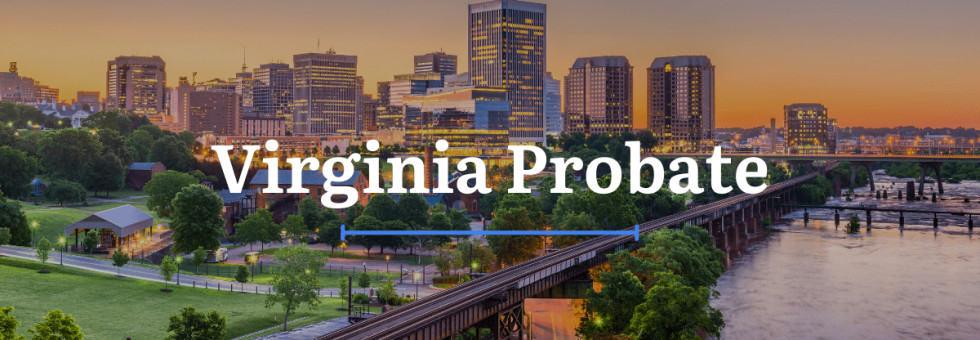 Virginia Probate Laws