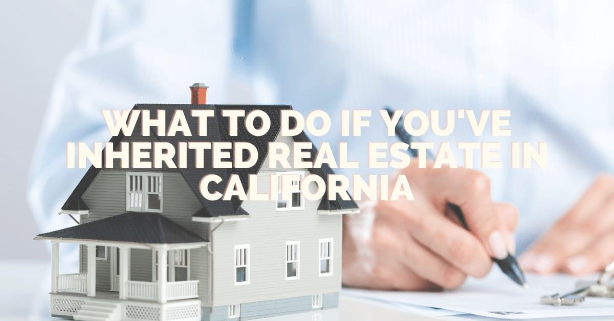 real estate inheritance